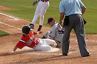 SAN ANTONIO, TX - MARCH 12, 2006: The Texas A&M University Aggies vs. The University of Texas at San Antonio Roadrunners Baseball at Nelson Wolff Stadium. (Photo by Jeff Huehn)