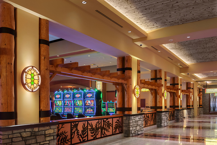 Four Winds Casino South Bend | HBG Design