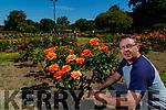 Paddy Osborne (Gardener), pictured atTralee Town Park.