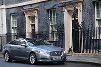 JAN 06 Prime Minister's Jaguar could be replaced with a German BMW or Mercedes