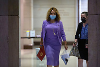 United States Representative Lucy McBath (Democrat of Georgia) arrives to the United States House Committee on the Judiciary hearing at the United States Capitol in Washington D.C., U.S., on Wednesday, June 10, 2020.  Credit: Stefani Reynolds / CNP/AdMedia