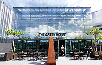 Nederland Utrecht 2018.  The Green House. Reastaurant en Urban Farm in één.  Foto Berlinda van Dam / Hollandse Hoogte