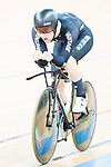 Dylan Kennett of the New Zealand team competes in the Men's Individual Pursuit - Qualifying as part of the 2017 UCI Track Cycling World Championships on 14 April 2017, in Hong Kong Velodrome, Hong Kong, China. Photo by Marcio Rodrigo Machado / Power Sport Images