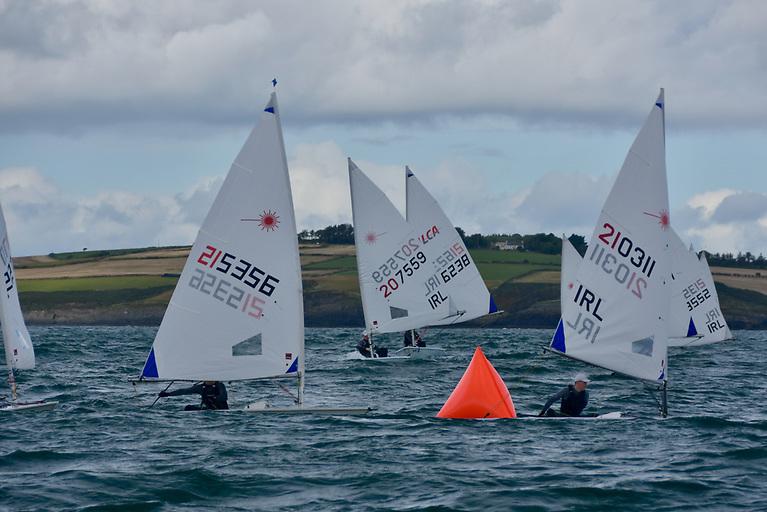 The Laser End of Season regatta sponsored by Matthews of Cork at Kinsale Yacht Club