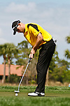 PALM BEACH GARDENS, FL. - Ben Crane during final round play at the 2009 Honda Classic - PGA National Resort and Spa in Palm Beach Gardens, FL. on March 8, 2009.