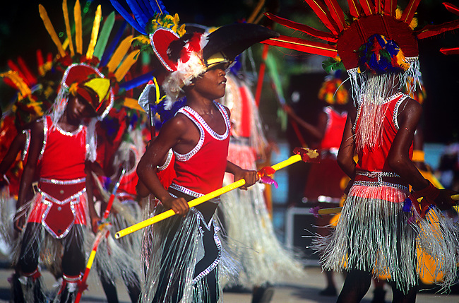 Carnival, St. George's, Grenada, Caribbean