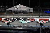#20: Christopher Bell, Joe Gibbs Racing, Toyota Supra Rheem and #22: Austin Cindric, Team Penske, Ford Mustang MoneyLion