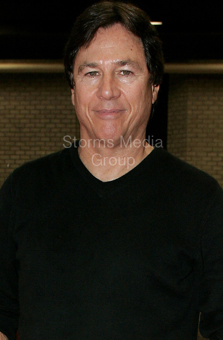 FILE PHOTO - 2005 -  Richard Lawrence Hatch was an American actor, writer, and producer best known for his role as Captain Apollo in the original Battlestar Galactica television series, and also as Tom Zarek in the 2003 remake of Battlestar Galactica<br /> <br /> <br /> People:  Richard Hatch