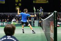 ABN AMRO World Tennis Tournament, Rotterdam, The Netherlands, 16 Februari, 2017,Alexander Peya (AUT)<br /> Photo: Henk Koster