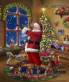 Marcello, CHRISTMAS SANTA, SNOWMAN, WEIHNACHTSMÄNNER, SCHNEEMÄNNER, PAPÁ NOEL, MUÑECOS DE NIEVE, paintings+++++,ITMCXM2130B,#x#