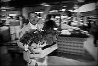 Europe/France/Bretagne/56/Morbihan/Lorient:  Philippe  Le Lay  du  Restaurant: Henri & Joseph fait son marché  [Non destiné à un usage publicitaire - Not intended for an advertising use]