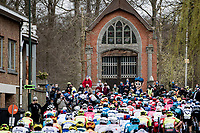 up La Houppe<br /> <br /> 64th E3 Classic 2021 (1.UWT)<br /> 1 day race from Harelbeke to Harelbeke (BEL/204km)<br /> <br /> ©kramon