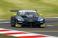 Round 6 of the 2019 DTM. #23. Daniel Juncadella. R-Motorsport. Aston Martin.
