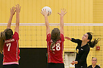 2014 girls volleyball: Mountain View High School v. Westmont High School