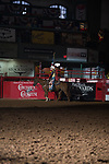 Flag Girl during first round of the Fort Worth Stockyards Pro Rodeo event in Fort Worth, TX - 8.16.2019 Photo by Christopher Thompson