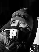 """Warsaw 19.02.2021 Poland<br /> Protest against the violence against women organised by Cień Mgły and Warsaw Women's Strike <br /> Photo: Adam Lach<br /> <br /> Protest """"Cisza nie jest zgodz"""" przeciwko przemocy wobec kobiet organizowany przez Cienn Mgły i Warszawski Strajk Kobiet <br /> Fot: Adam Lach"""