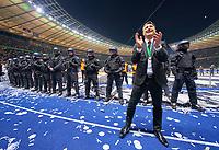 Niko KOVAC, Trainer FRA  celebrates <br /> Football DFB Pokal Finale , Berlin,19.05.2018<br /> FC BAYERN MUENCHEN - EINTRACHT FRANKFURT<br /> 1718 ,  2017 / 2018, DFB-Pokal<br />  <br />  *** Local Caption *** © pixathlon<br /> Contact: +49-40-22 63 02 60 , info@pixathlon.de