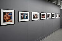 Photo of Gallery <br /> installation by Scott Lerman