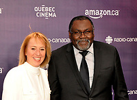 March, 23, 2014 - JUTRAS Awards Gala - Maka Kotto, Quebec Minister of Cultural Affairs and Communications.