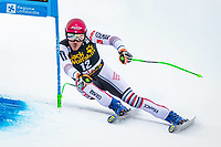 29th December 2020; Stelvio, Bormio, Italy; FIS World Cup Super for Men; Nils Allegre of France in action during his run