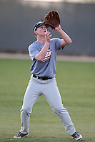 January 16, 2010:  Ben Sego (Southlake, TX) of the Baseball Factory Midwest Team during the 2010 Under Armour Pre-Season All-America Tournament at Kino Sports Complex in Tucson, AZ.  Photo By Mike Janes/Four Seam Images