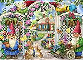 Randy, CUTE ANIMALS, LUSTIGE TIERE, ANIMALITOS DIVERTIDOS, paintings+++++,USRW385,#ac#, EVERYDAY