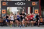 Start - Bloomberg Square Mile Relay Sydney 2017