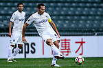 Auckland City Defender Angel Berlanga (c) in action during the 2017 Lunar New Year Cup match between Auckland City FC (NZL) vs FC Seoul (KOR) on January 28, 2017 in Hong Kong, Hong Kong. Photo by Marcio Rodrigo Machado/Power Sport Images
