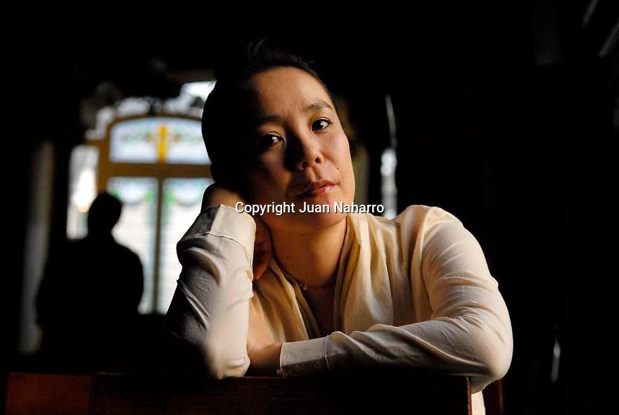 NAOMI KAWASE. LAS PALMAS. 07/03/08...©Juan Naharro