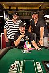 2014 WSOP Event #41: $1500 Dealer's Choice Six-Handed