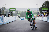 green jersey // Mark Cavendish (GBR/Deceuninck-Quick Step)<br /> <br /> Stage 5 (ITT): Time Trial from Changé to Laval Espace Mayenne (27.2km)<br /> 108th Tour de France 2021 (2.UWT)<br /> <br /> ©kramon