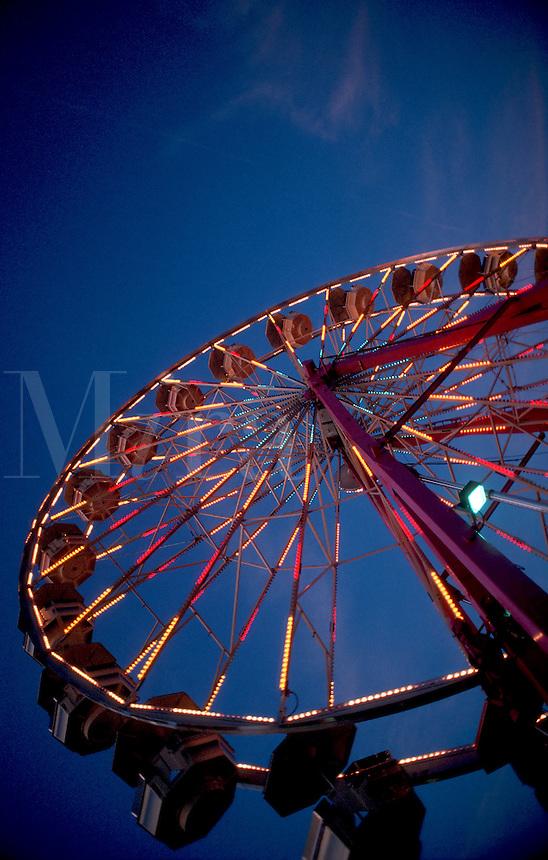 Ferris wheel at Ohio State Fair