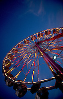 Ferris wheel at Ohio State Fair