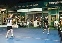 19-2-08, Netherlands, Rotterdam ABNAMROWTT 2008, peddelbal