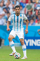 Ezequiel Garay of Argentina