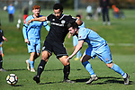 NELSON, NEW ZEALAND - MPL - Nelson Suburbs v Costal Spirit. Saxton Field, Richmond, New Zealand. Sunday 8 August 2020. (Photo by Chris Symes/Shuttersport Limited)