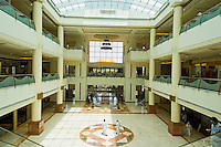 United Arab Emirates, Abu Dhabi, Shopping mall, interior