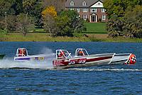 "JS-99 ""Veri Cheri Too"" , JS-7 and JS-712 (Jersey Speed Skiff(s)"