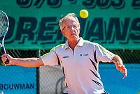 Etten-Leur, The Netherlands, August 27, 2017,  TC Etten, NVK, Ronald van der Horst (NED)<br /> Photo: Tennisimages/Henk Koster