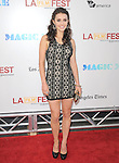 Kathryn McCormick at The Warner Bros. Pictures World Premiere and Closing night of The Los Angeles Film Festival  held at   The Regal Cinemas L.A. LIVE Stadium 14 in Los Angeles, California on June 24,2012                                                                               © 2012 Hollywood Press Agency