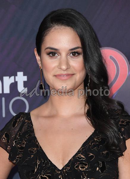 11 March 2018 - Inglewood, California - Donna Farizan. 2018 iHeart Radio Awards held at The Forum. Photo Credit: Birdie Thompson/AdMedia