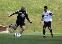 Pictured: Thursday 21 May 2015<br />