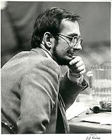 Yves Berube<br /> , 6 mars  1981<br /> <br /> <br /> PHOTO : Agence Quebec Presse <br /> <br /> <br /> <br /> <br /> <br /> <br /> <br /> PHOTO :   Agence Quebec Presse