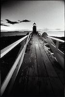 Marshall Point Lighthouse, Port Clyde, Maine<br />