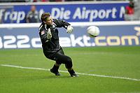 Torwart Jan Zimmermann (Eintracht Frankfurt)