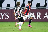 LIBERTADORES 2021-BELO HORIZONTE, MG, 04.05.2021-ATLETICO MINEIRO (BRA) X CERRO PORTENO (PAR): Claudio Aquino(22) durante Partida entre o Atletico Mineiro (BRA) e Cerro Porteno (PAR), valida pela 3a rodada do grupo H da Copa Libertadores da America de 2021, realizada no Mineirao, na noite desta terca-feira (04)
