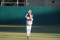STANFORD, CA - MAY 27: Brock Jones during a game between Oregon State University and Stanford Baseball at Sunken Diamond on May 27, 2021 in Stanford, California.