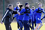St Johnstone Training, McDiarmid Park, Perth...<br />