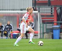 RSC Anderlecht Dames - Ajax Amsterdam :  Anouk Hoogendijk .foto DAVID CATRY / Nikonpro.be