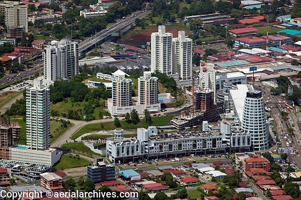 aerial photograph of Edison Plaza, Panama City, Panama | fotografía aérea de Edison Plaza, Panamá